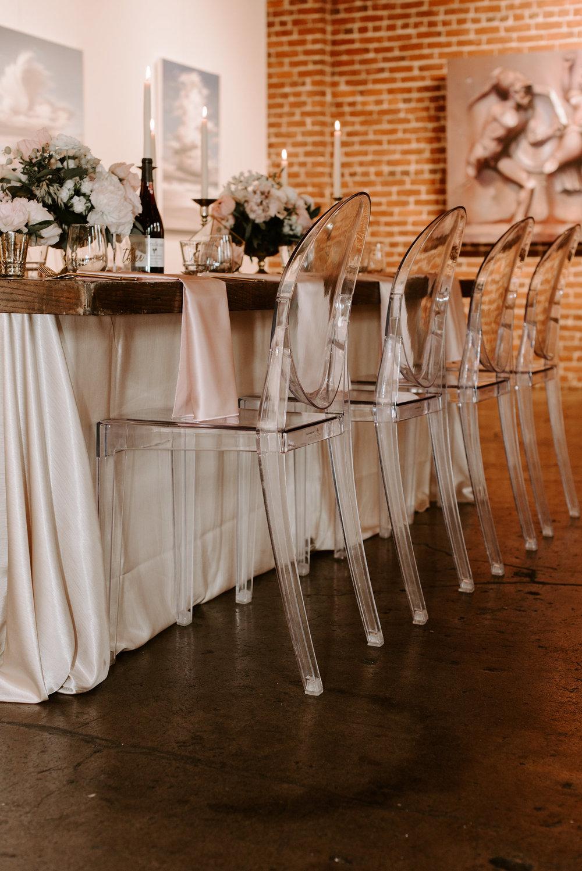 Copy of Copy of Wedding Tabletop Decor, Wedding Chairs