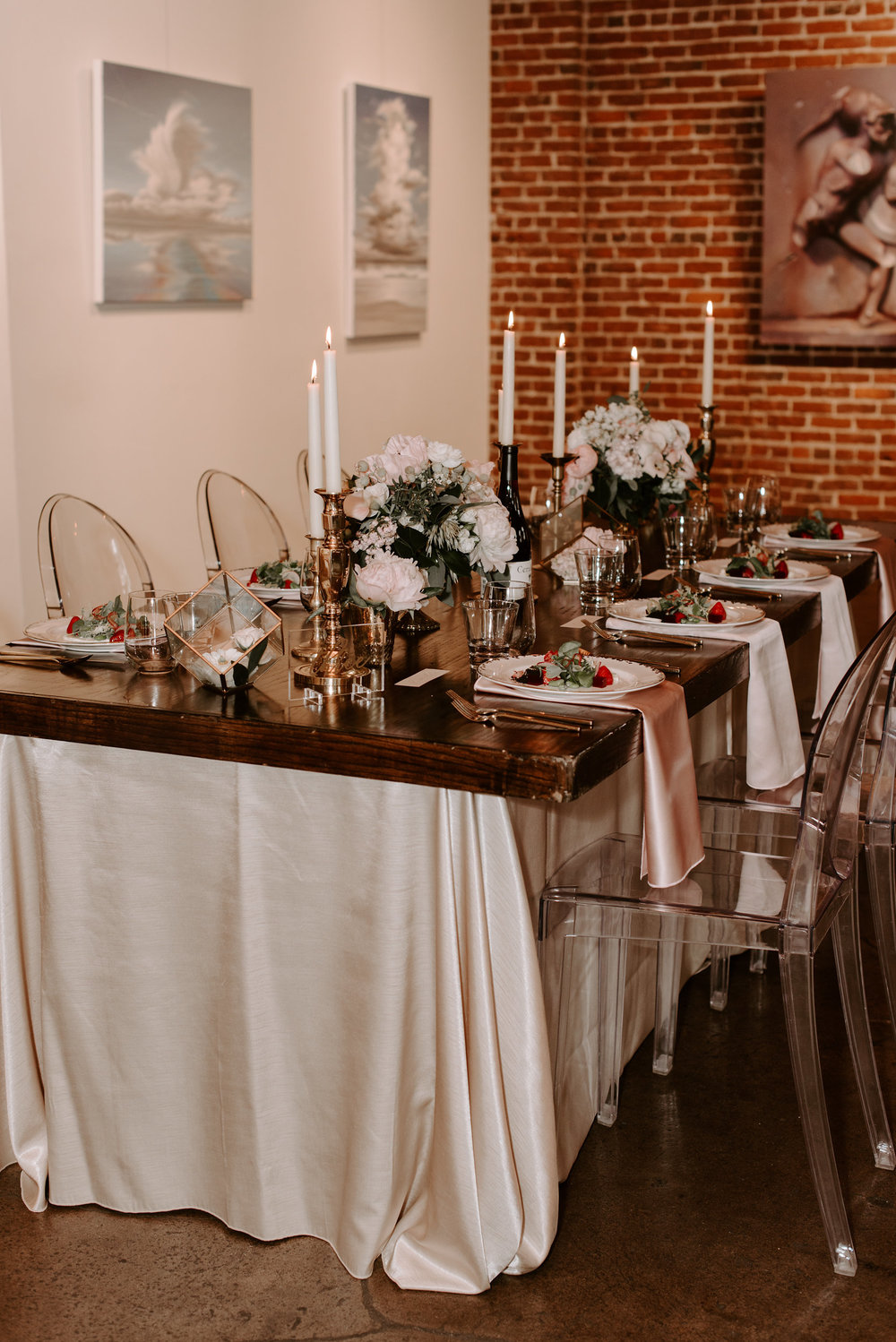 Copy of Copy of Wedding Table scape: Wedding details
