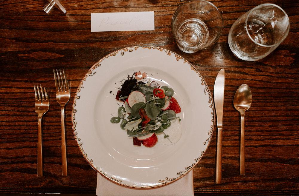 Copy of Copy of Wedding Food: Art of Catering, Starter Salad
