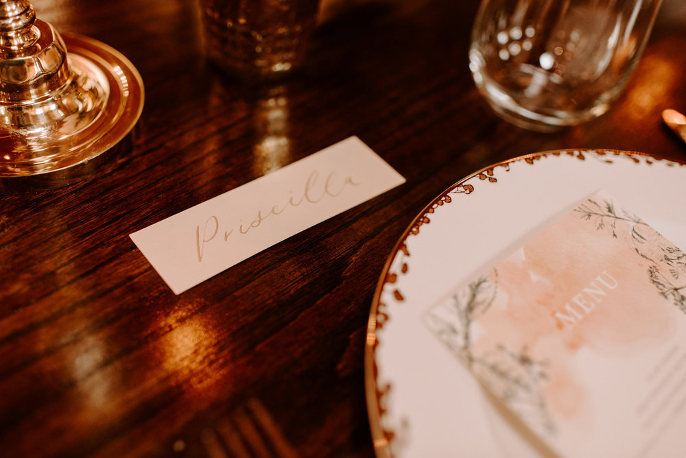 Copy of Copy of Wedding Place Cards