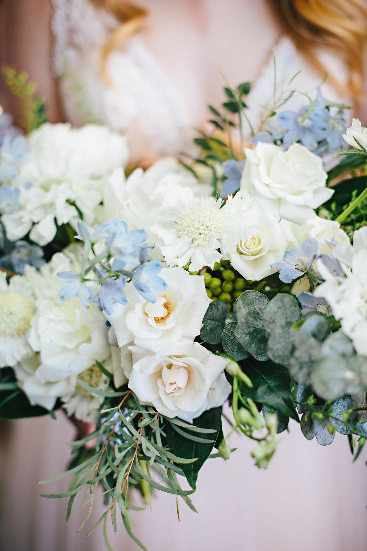 Copy of Summer Garden Wedding: Bridal Bouquet