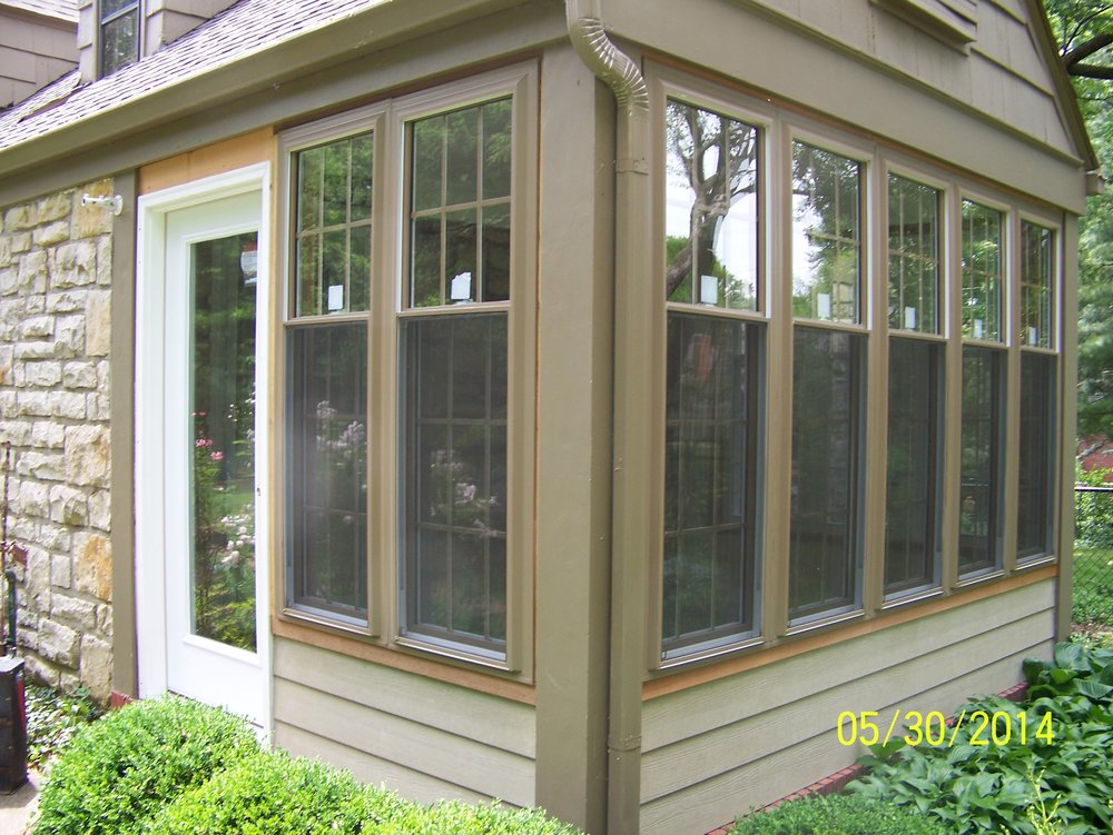 Add a light filled Shoco sunroom to enjoy any time of year.