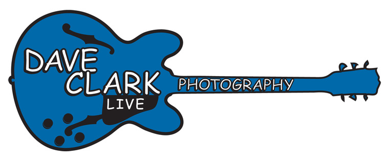 Dave Clark Live Photography