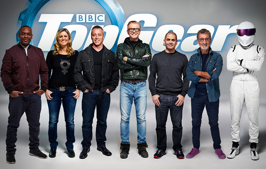 top gear | new hosts