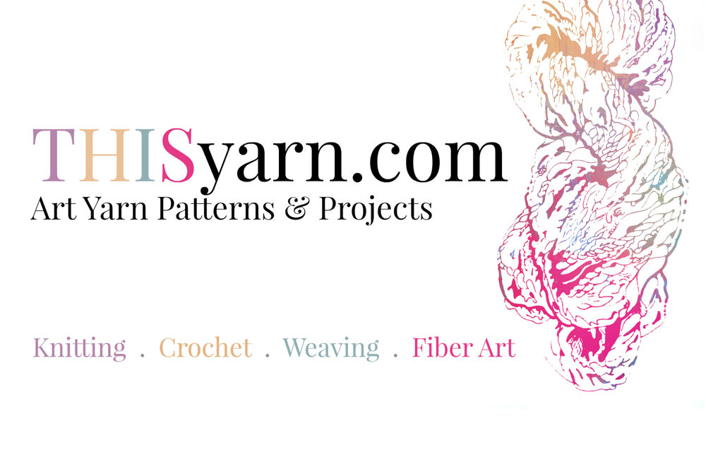 This Yarn Standard Sized 4x6 Postcard (click to download high res)