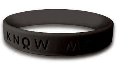 Black Awareness Bracelet