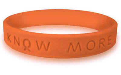 Amber Awareness Bracelet