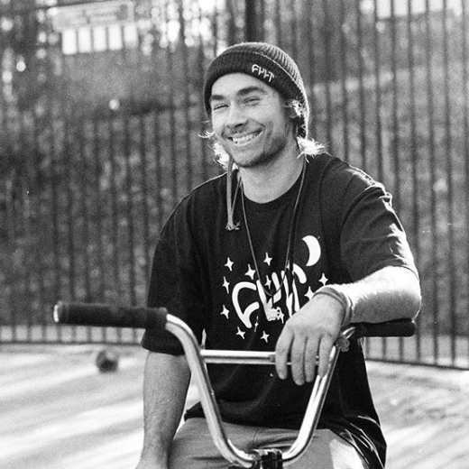 Chad Curtis   Riding Style: BMX Birthday: October 26th, 1993 Riding since: 2008 From: Grass Valley, California. United States