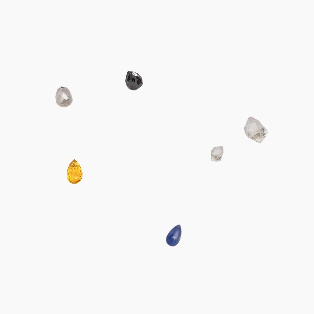 """Yellow Sapphire   The following is placeholder text known as """"lorem ipsum,"""" which is scrambled Latin used by designers to mimic real copy. Suspendisse nec congue purus. Vivamus sit amet semper lacus, in mollis libero. Mauris id fermentum nulla."""