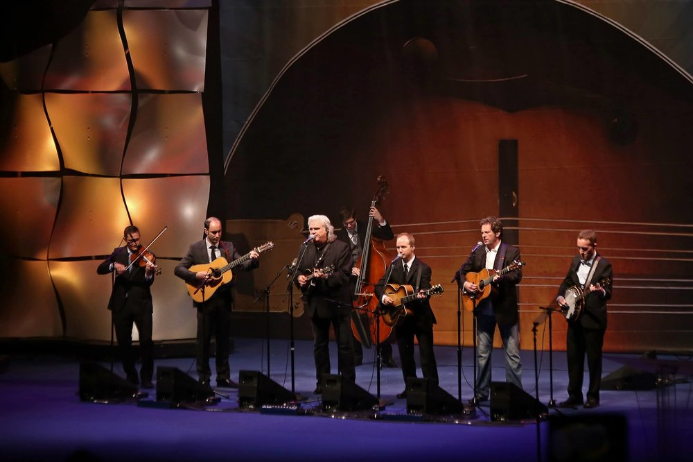IBMA Awards with Ricky Skaggs & Kentucky Thunder