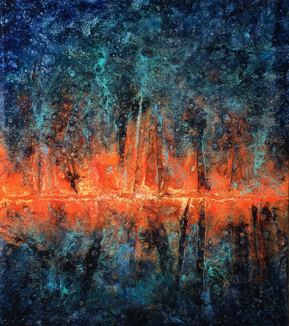StClaire - Aqueus Inferno (24x30).jpg