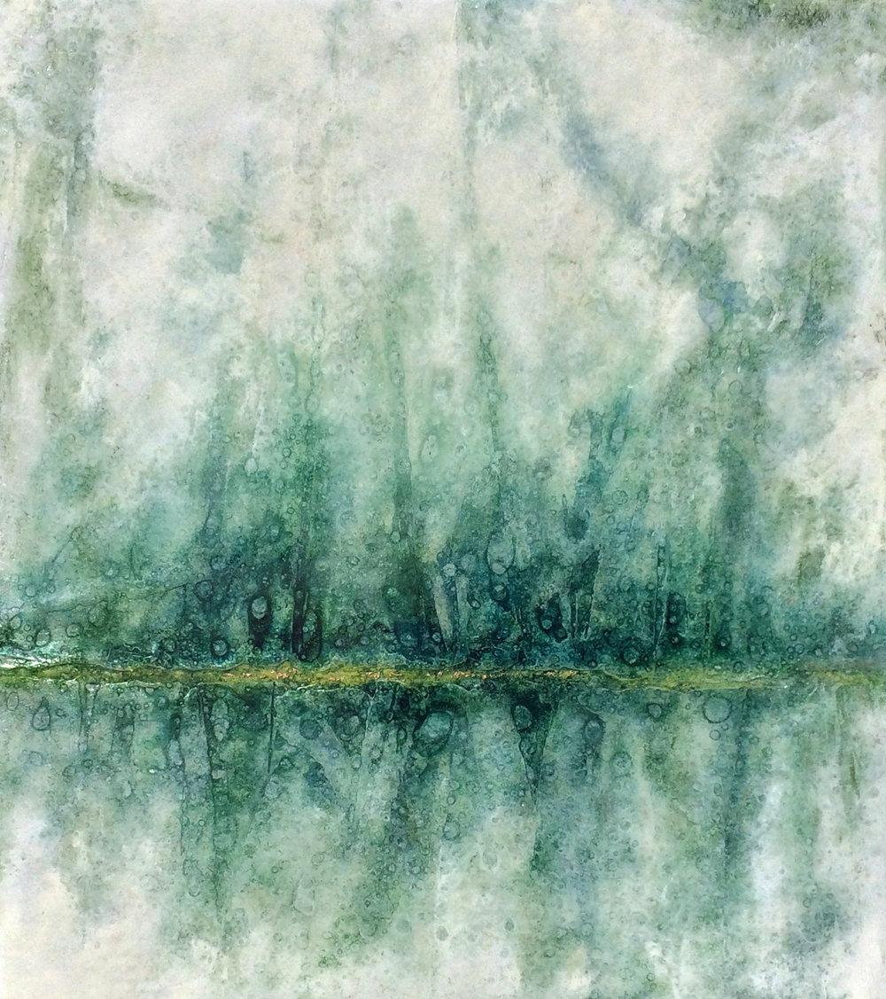 StClaire - The Shoreline (34 x 40).jpg
