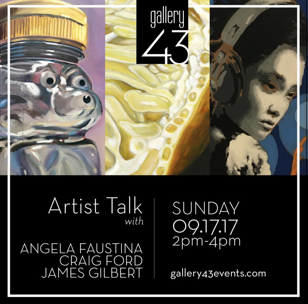 Artist Talk BRANDED