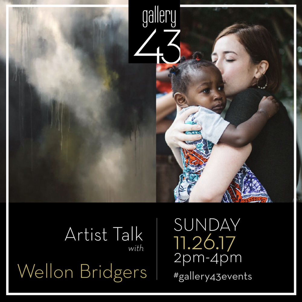 Artist Talk, Wellon Bridgers
