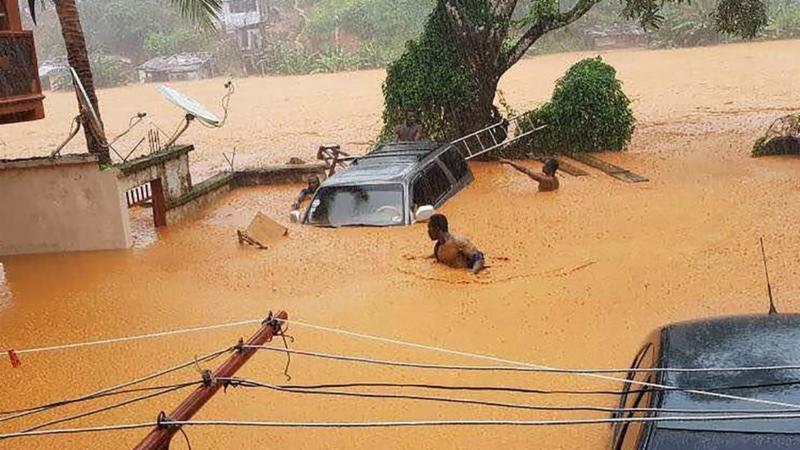 Urgent Help Needed - Mudslide in Sierra Leone
