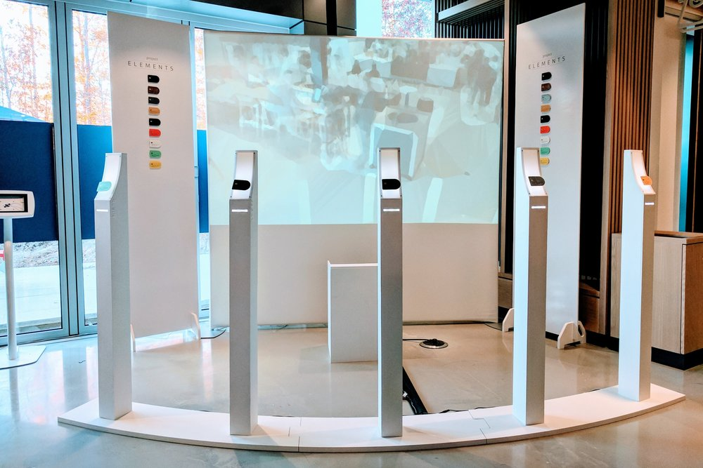 - Project Elements-Interactive Installation