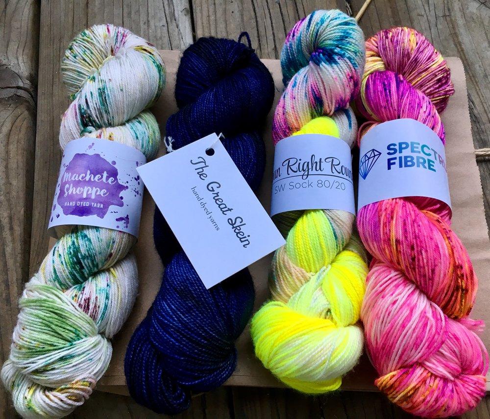 My New Yarn Children