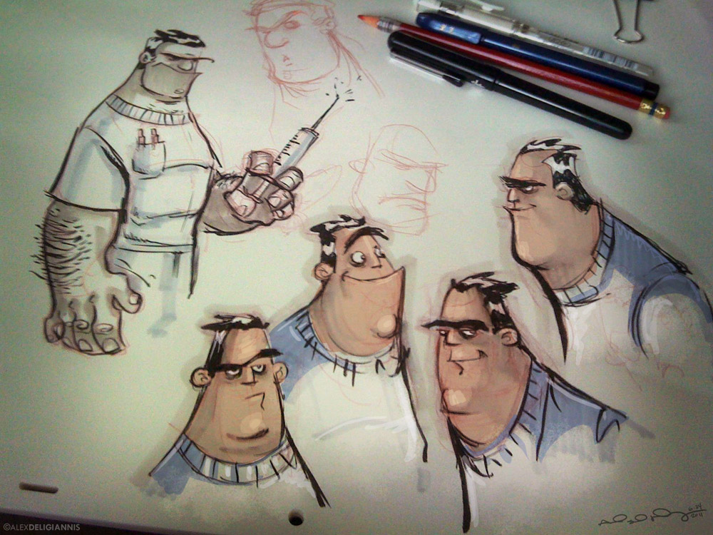 Sketches of Gene