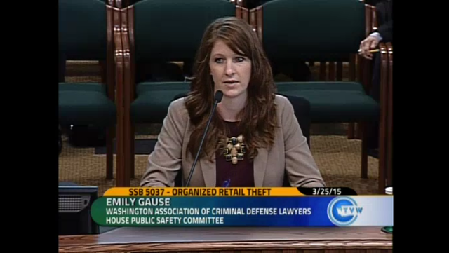 Emily Gause-House Safety Committee on Organized Retail Theft