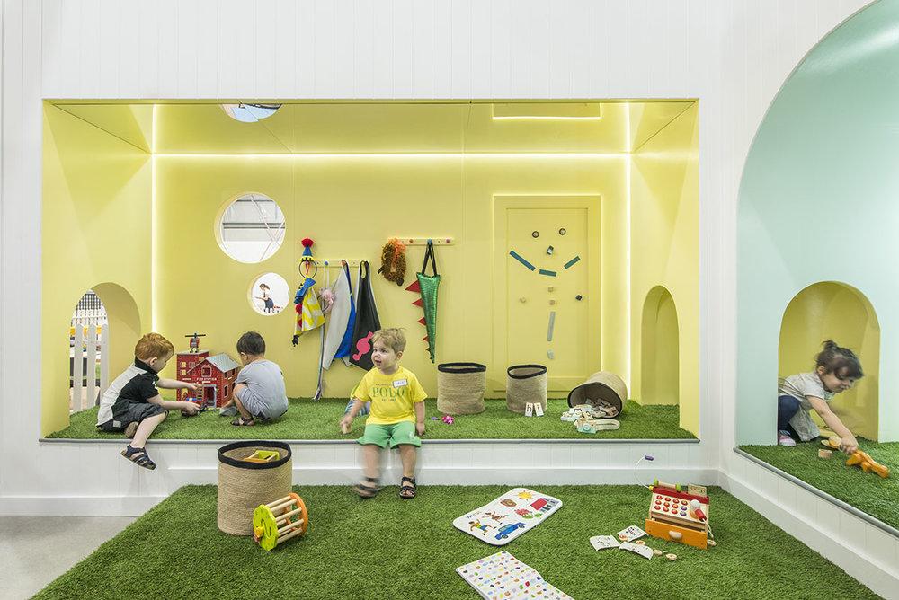 Play Hub at Kid and Hub in Adelaide