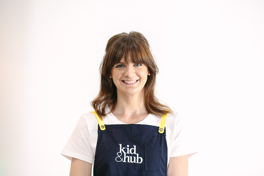 Monique Gannon - Programmer & Facilitator at Kid & Hub