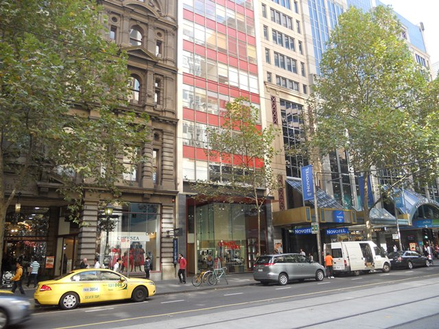 Collins st, Melbourne