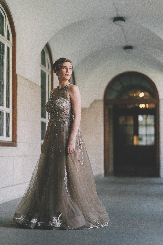 Rebecca Cuddy - Mezzo-Soprano