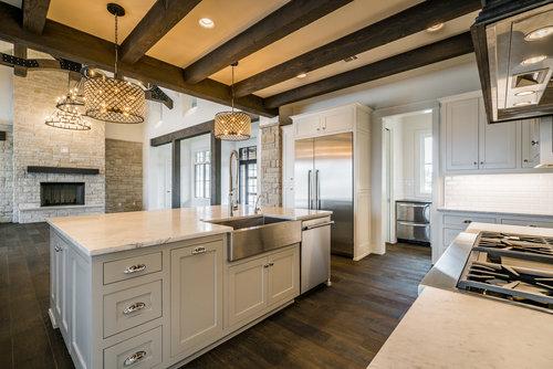 Kitchen Designs — Lake Hills Custom Homes