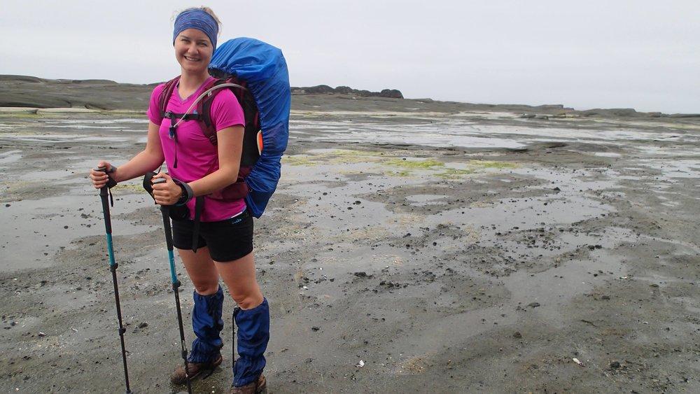 Jackie Allen    Intro to Backpacking Coordinator & Leader