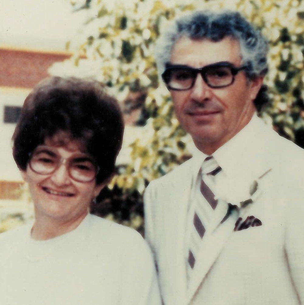 John & Mary Cervini Circa 1975