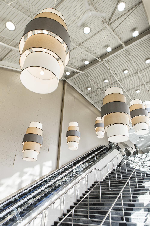 Lobby Stairwell