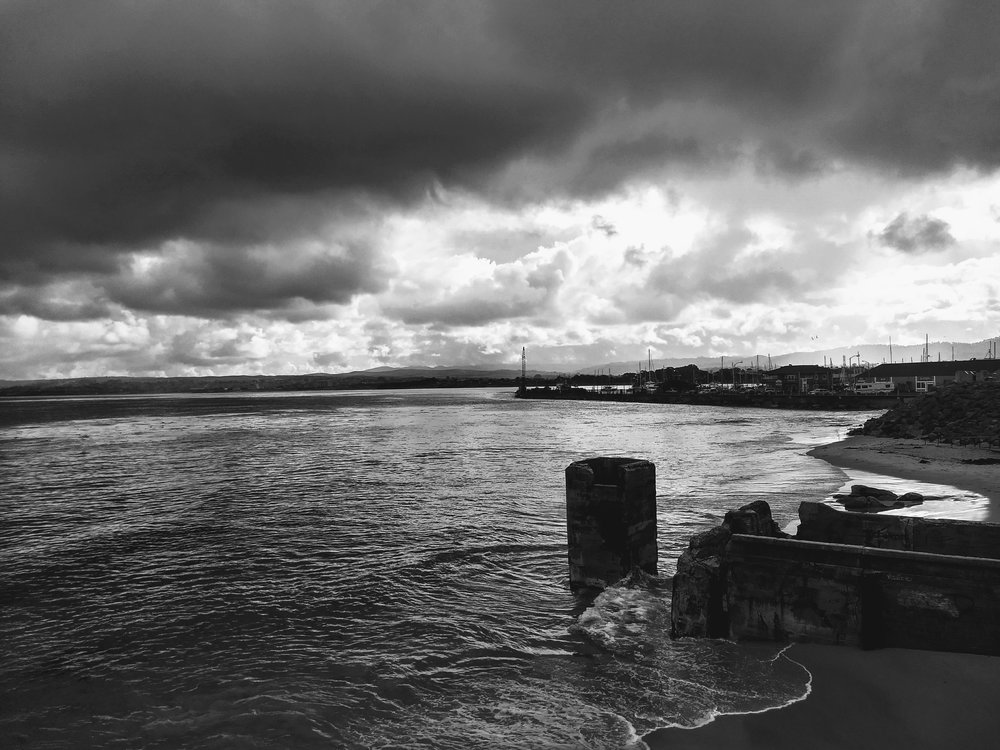 He Still Quiets Stormy Seas - (Psalm 107:29)
