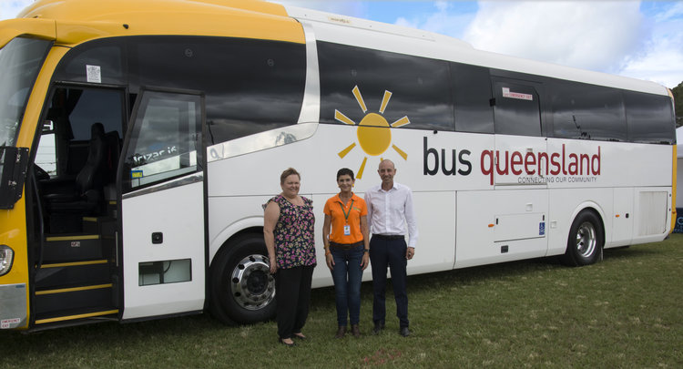 Bus Queensland - Connecting Our Community