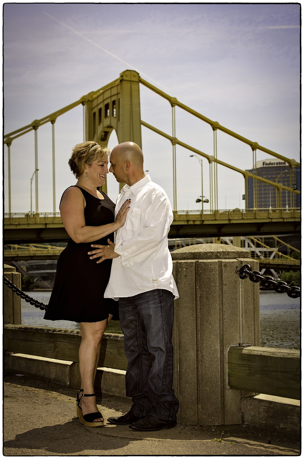 Pittsburgh Engagement