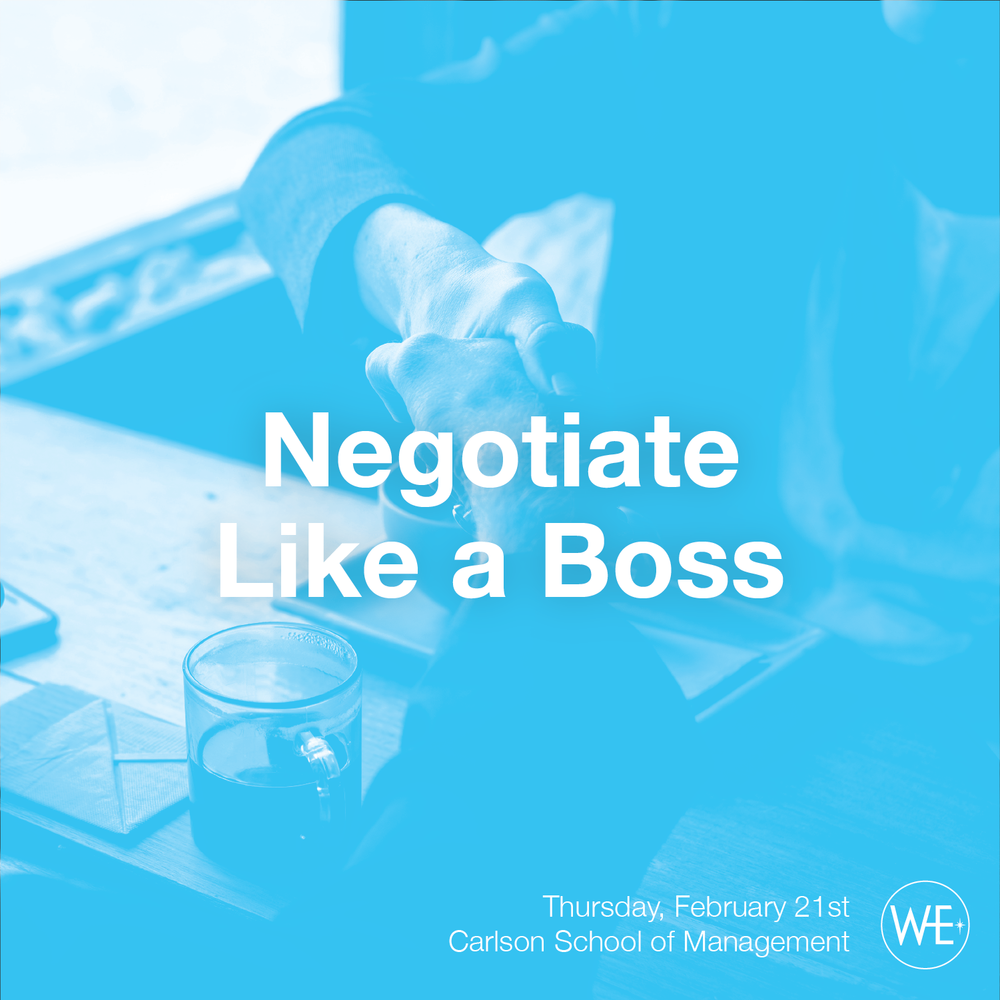 - Negotiate Like a Boss. Discuss strategies to get the best outcomes for yourself and your company. Speaker: Elizabeth Meyer of EMpower Equity PartnersYou're the CEO: Creating Incentives & Structure to Grow. Learn how to divide ownership and equity among co-founders and early employees. Speakers: Pam York and Sara Russick of Capita3