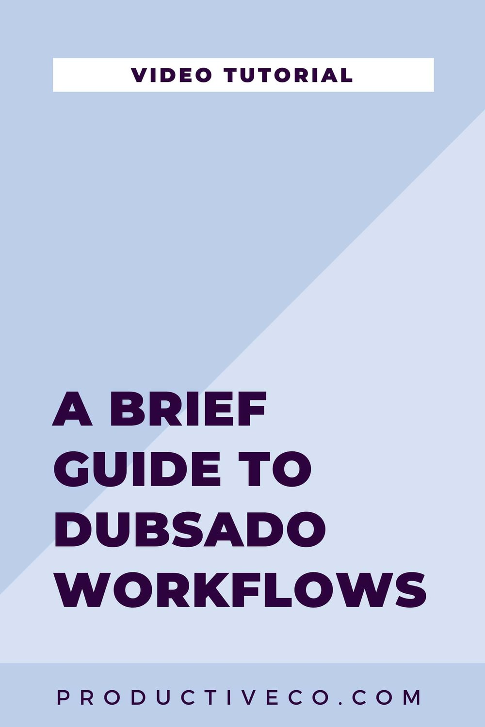 How to build workflows in Dubsado inside this blog post and video. Workflows are where you'll find most automation features in Dubsado.