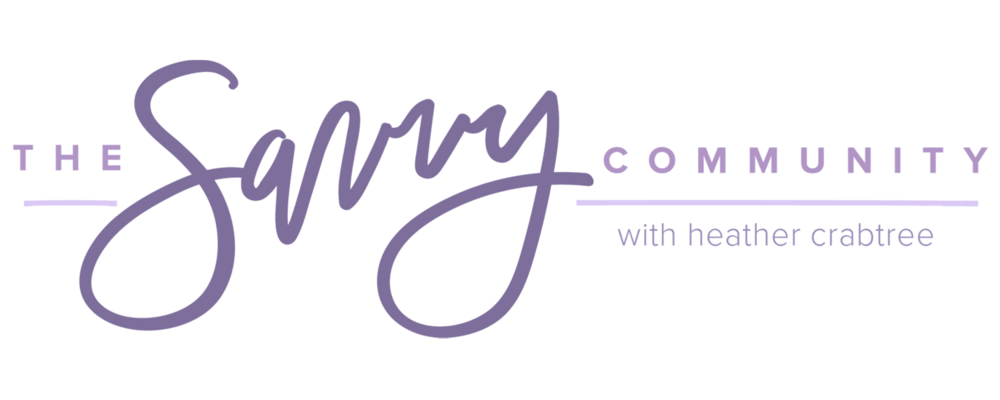 Rae Targos of Productive Co. was featured in The Savvy Community by Heather Crabtree.