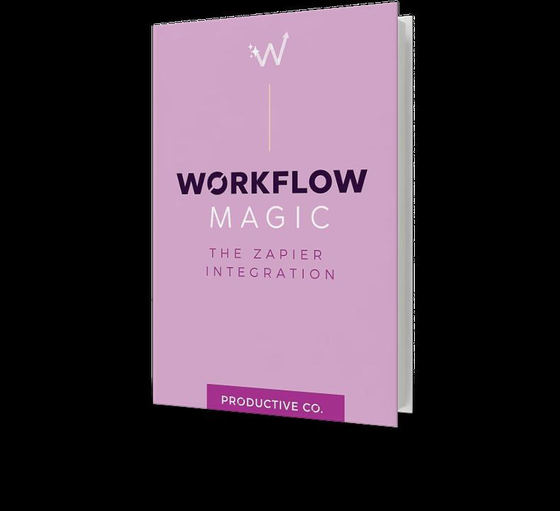 Dubsado and Zapier integration worksheet.