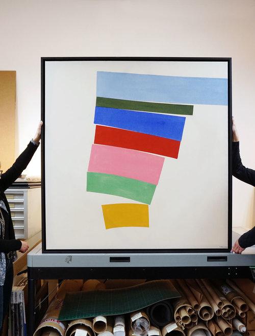 Contemporary Mill Creek Picture Framing Sketch - Ideas de Marcos ...