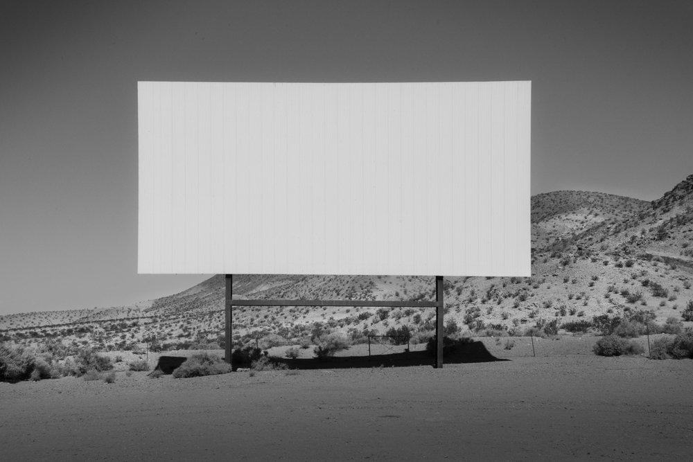 Drive in theatre, Barstow, California,©Robert Brian Welkie
