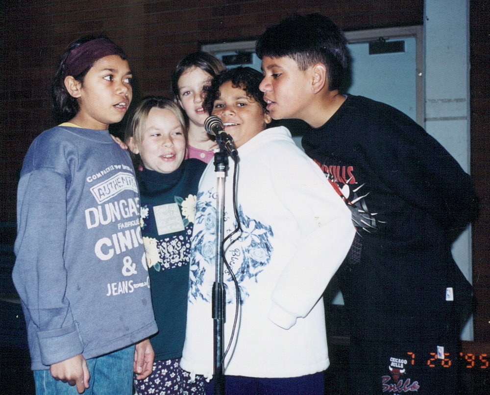 2.Koori kids-recording Growin' CD.jpg