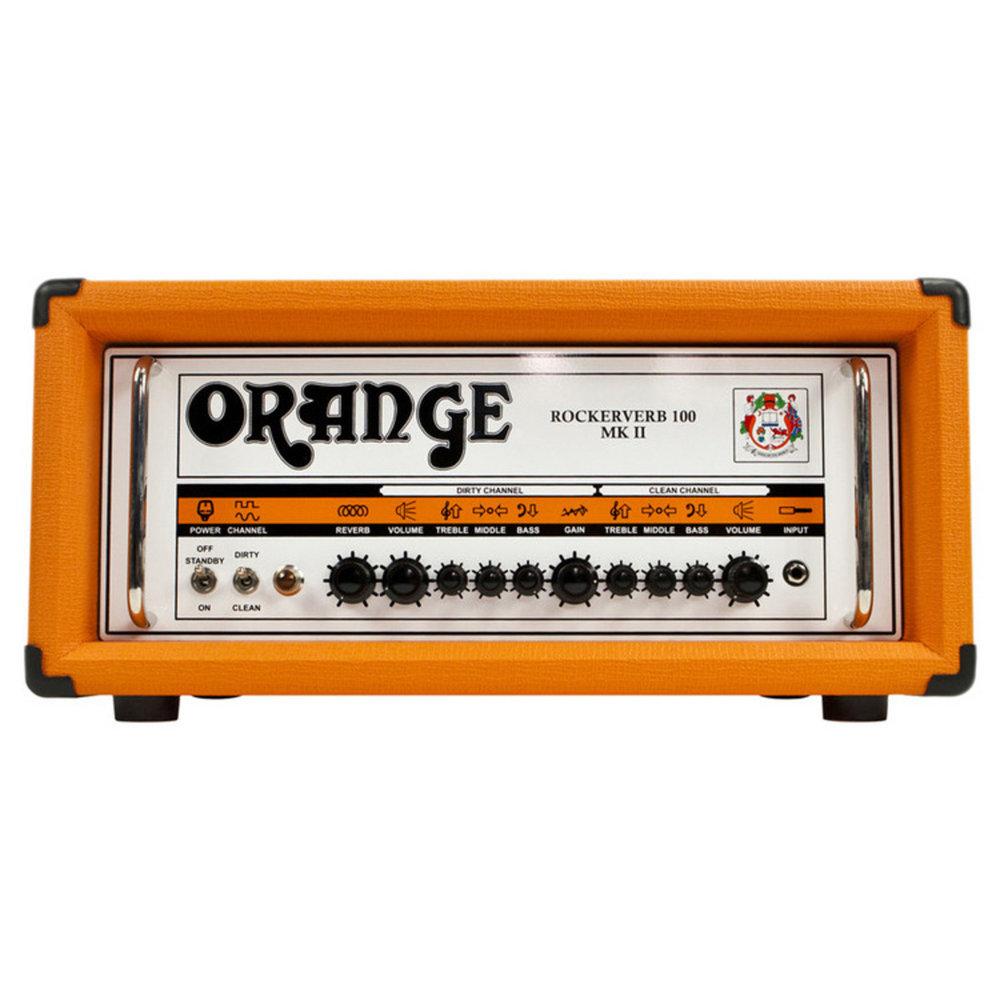 Orange RockerVerb 100W MKII