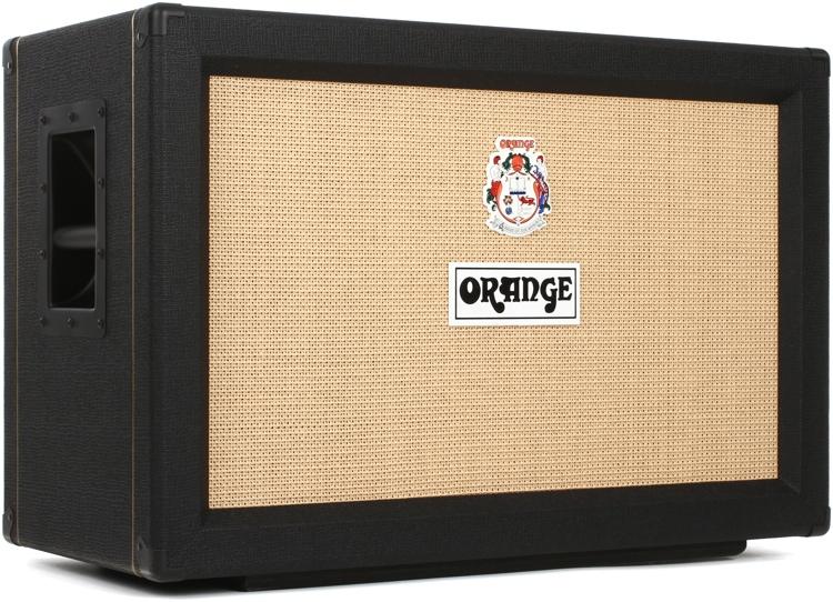 Orange 2x12 - Vintage Celestion 30's