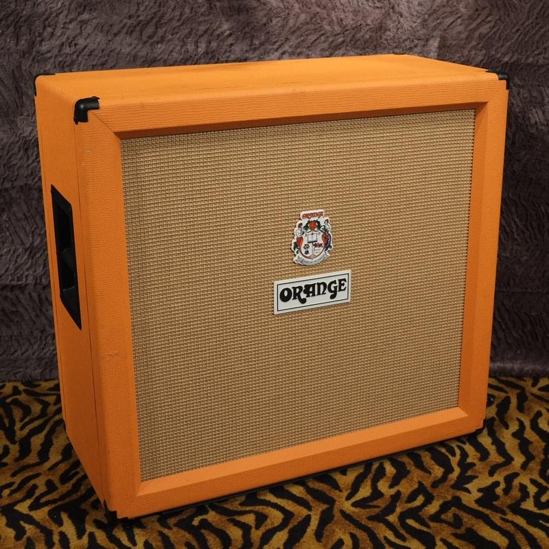 Orange 4x12 - Vintage Celestion 30's