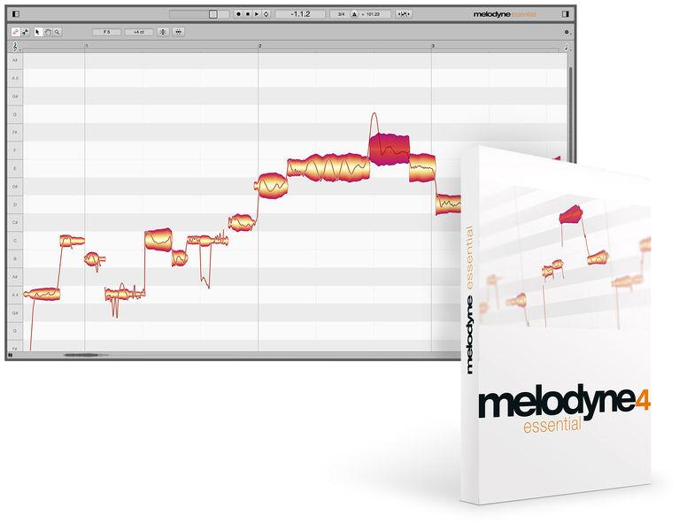Melodyne Studio Pro 4