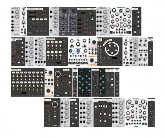 Softube Modular Synthesizer