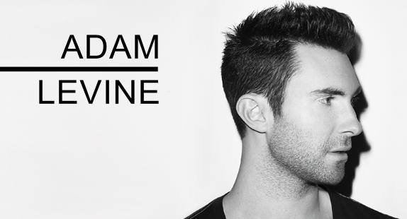 adam levine collage black and white