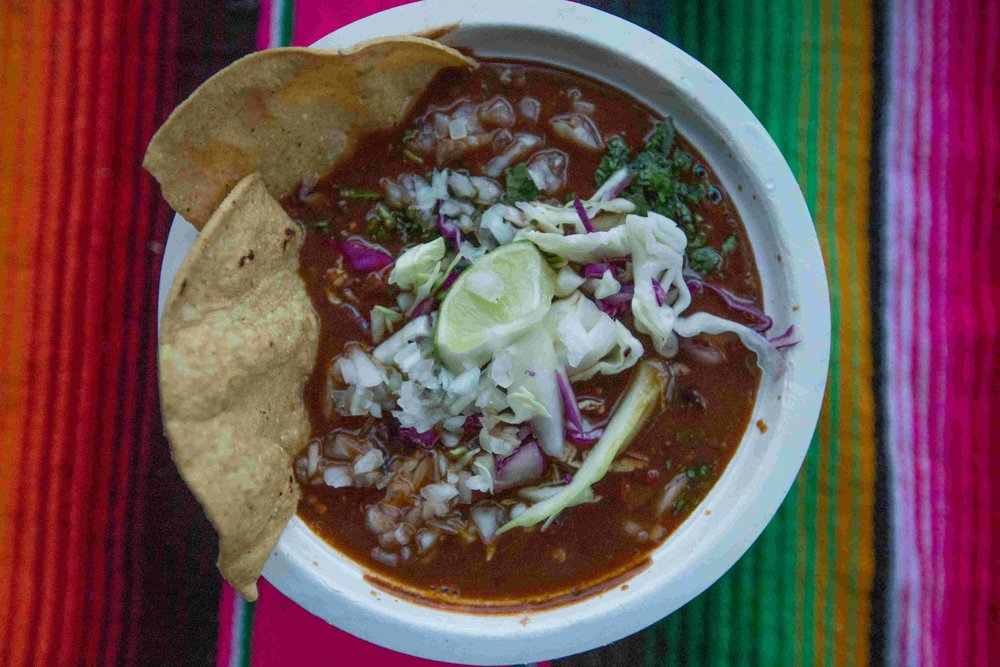 Sierra Madre Soup