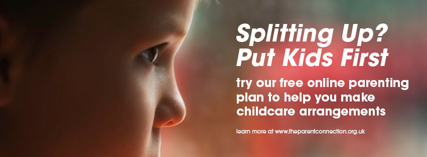 Splitting Up? Put Kids First