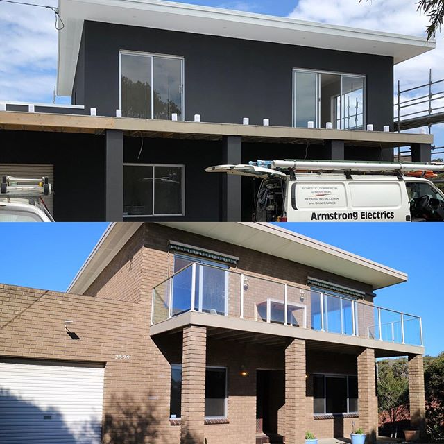 Progress shot on our Rye project. This old gal is almost ready for Summer 😍 #interiordesign #exteriordesign #renovation #morningtonpeninsula #morningtonpeninsulabuilders